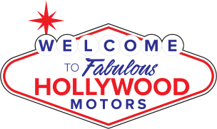 Hollywood motors logo