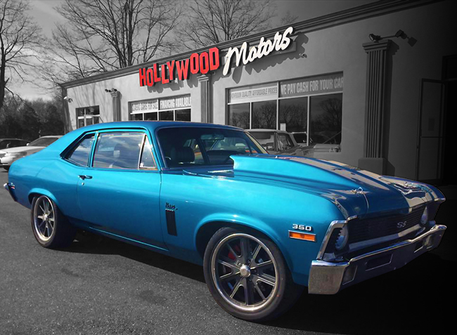 Classic Cars for Sale Long Island | Muscle Cars